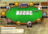 Click to Enlarge PokerStars Table