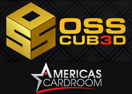 Americas Cardroom's OSS Cub3D is back April 9th with $5.7 Million in Prize Money